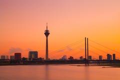 Düsseldorf, Niemcy Obrazy Stock