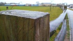 Düsterer Wetter-Tag Stockfotos