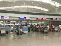 Dębny syna Nhat lotnisko międzynarodowe w Saigon, Wietnam Obrazy Stock