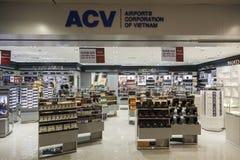 Dębny syna Nhat lotnisko międzynarodowe, Wietnam Zdjęcie Royalty Free