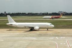 Dębny syna Nhat lotnisko międzynarodowe, Wietnam Obraz Stock