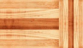 Dębowego laminata parkietowa podłoga Obraz Stock