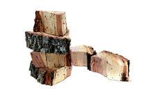 dębowy drewno Obrazy Royalty Free