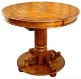 dębowy stół baru Zdjęcie Royalty Free