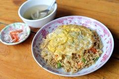 Dłoniaków ryż Zdjęcia Stock