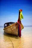 długi ogon łodzi Obraz Royalty Free