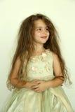 długie włosy g - girl Zdjęcie Stock