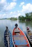 Długiego ogonu łódź ja Fotografia Stock