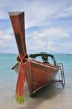 Długiego ogonu łódź od Tajlandia Zdjęcia Royalty Free
