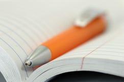 długopis Fotografia Royalty Free