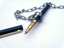 długopis. obraz royalty free