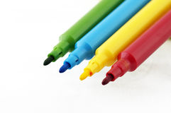 długopisy się czubek Obraz Stock