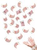 Długu bankructwa pojęcie Zdjęcia Stock