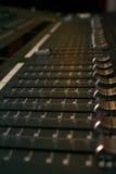 dźwięk kontrolera Zdjęcia Stock