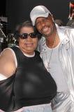 Dźwięki dźwięki, Aretha Franklin, Ali 'Ollie' Woodson, Ali 'Ollie' Woodson, Ali Woodson, Ali Woodson (Ollie) Fotografia Stock