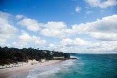 dźwig na plaży obrazy royalty free