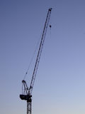 dźwig wieży Zdjęcie Royalty Free