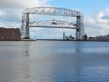 Dźwignięcie most Obraz Royalty Free