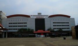 Dżakarta zawody międzynarodowi expo zdjęcie royalty free