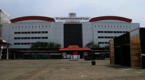 Dżakarta zawody międzynarodowi expo fotografia royalty free