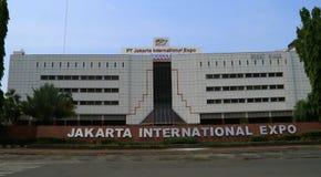 Dżakarta zawody międzynarodowi expo obrazy royalty free