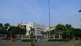 Dżakarta zawody międzynarodowi expo obraz stock