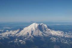 dżdżysty góra stan Washington zdjęcia stock