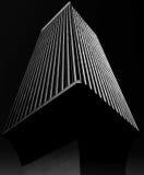Dżdżysty wierza w Seattle Obraz Stock