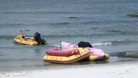 Dżetowa narta I Bananowa łódź zbiory