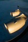 Dżetowy silnik Fotografia Royalty Free