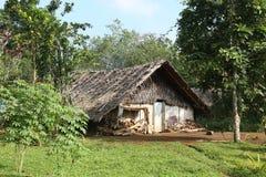 Dżungla bungalow zdjęcia stock