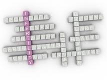 3d不育问题、怀孕和家庭计划概念 wo 免版税库存图片