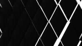 3D例证,抽象背景 免版税库存图片