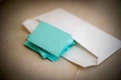 3d信包高图象质量回报了白色 免版税库存图片