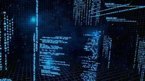 3d关于网络数据流的动画