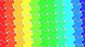3d几何抽象的背景 免版税库存图片