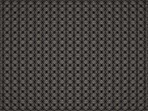 3d回报了与灰色网眼图案样式的背景 库存图片