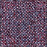 3d回报了与红色核心的球形 抽象背景 库存图片