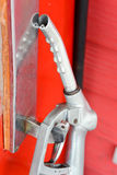 3d回报侧视图的燃料喷嘴泵 库存图片