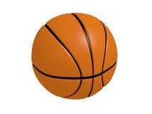 3d回报篮球的例证 图库摄影