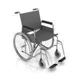 3d回报-轮椅 库存照片