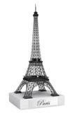3d埃佛尔铁塔雕象 免版税图库摄影
