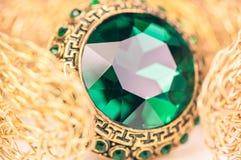 3d宝石例证回报环形 免版税库存照片