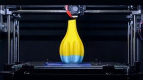 3D打印机工作关闭 影视素材