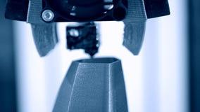 3D打印机工作关闭 股票视频