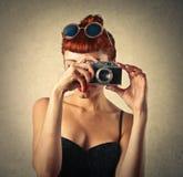 3d抽象背景照片葡萄酒 库存图片