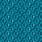 3d无缝的模式 抽象背景 皇族释放例证