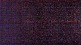 从5D标记II传感器吵闹在高ISO 股票视频