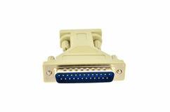 D次级插座和插口适配器 库存照片