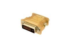 D次级插座和插口 库存图片